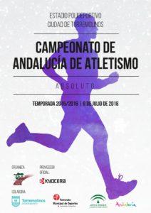 El Atletismo isleño a por las medallas del Campeonato de Andalucía Absoluto