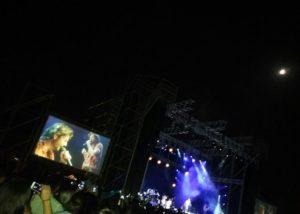 """Manuel Carrasco """"le baila el viento"""" a Huelva con un concierto muy especial"""