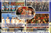 Noche de Carnaval en el recinto El Carmen de Isla Cristina
