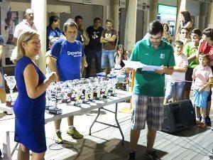 La Antilla acoge este viernes el XIV Open de Ajedrez