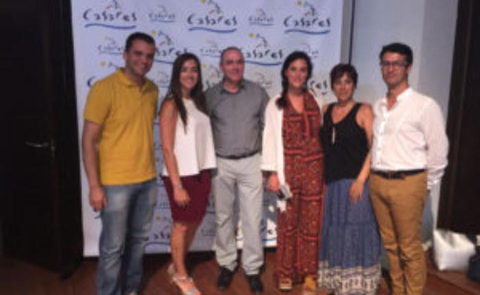 """Isla Cristina presente en la 14ª edición de los Premios """"Blas Infante"""" Casares Solidario"""