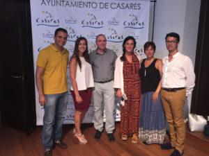 Isla Cristina presente en la 14ª edición de los Premios «Blas Infante» Casares Solidario