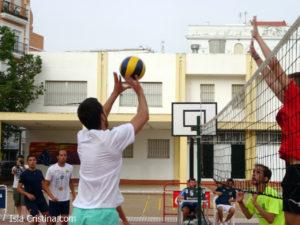 Sigue la emoción del Voleibol en Isla Cristina
