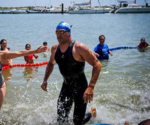 Rubén Gutiérrez, Campeón Absoluto de la Travesía de Cartaya