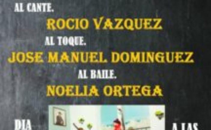 Sábado Flamenco en Isla Cristina