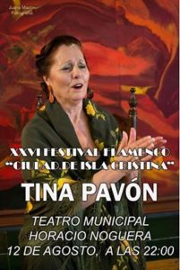 XXVI Festival Flamenco «Ciudad de Isla Cristina»