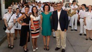 Días grandes de las fiestas patronales de la villa de La Redondela