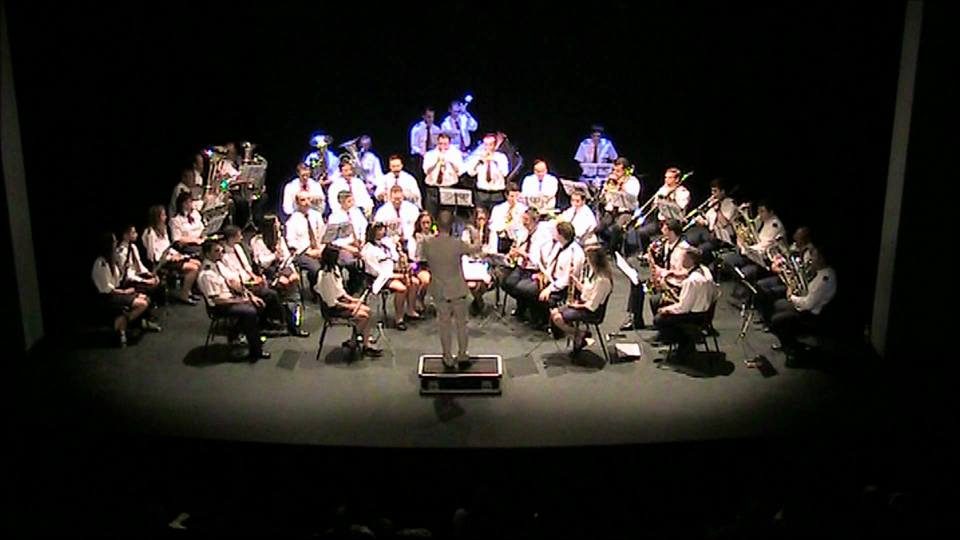 Concierto de la Banda de Música SAMOUCO en Pozo del Camino
