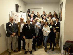 El Grupo Innovación de BNI traslada la reunión de este miércoles a Punta Umbría