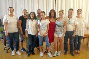 Diez mujeres culminan en Islantilla las prácticas de la acción formativa impartida por Cáritas Diocesana de Huelva