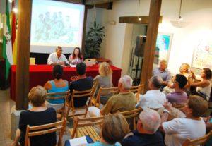 """Aurora Gema Lozano destaca los """"Bienes Materiales del Mar"""""""