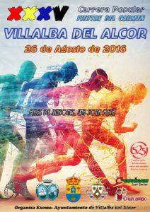 XXXV Carrera Popular de Villalba del Alcor