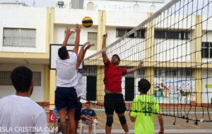 Semifinales del Torneo de Voleibol Periódico La Higuerita