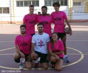 Hoy Martes. Última Jornada del Campeonato de Voleibol Periódico la Higuerita