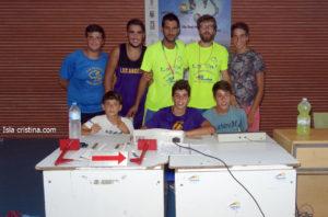 Negro Team y Los Palitos, vencedores de la primera jornada del Torneo Internacional de Baloncesto Ciudad de Isla Cristina