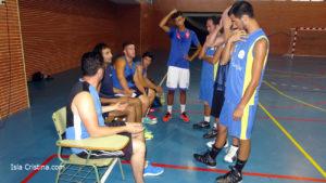 Este lunes se reanudará el Torneo Internacional de Baloncesto en Isla Cristina