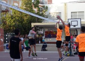 El Pipirigaña y el Lepe Jugaran la gran final del torneo de voleibol Periódico La Higuerita