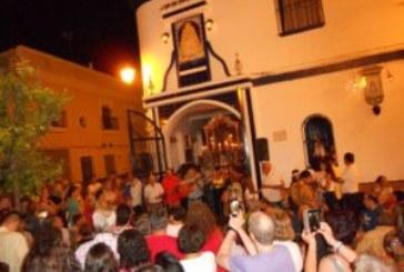 Los cartayeros 'Aires del sur' cantaron la salve en Isla Cristina