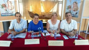 Presentadas la Revista y la Programación de las Fiestas en Honor a la Virgen del Mar, Patrona de la barriada isleña de Punta del Caimán