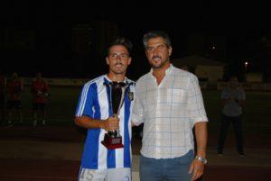 El Recre «B» se alza con el XXIII Trofeo de Fútbol «Ciudad de Isla Cristina»