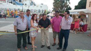 Isla Cristina acoge el Mercado Ye-ye dedicado a los ochenta