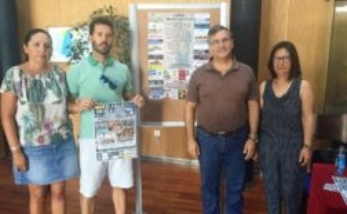González explica la suspensión de la Cabalgata de Verano y Presenta sendos eventos carnavaleros para este fin de semana