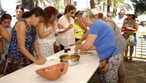 Más de una decena de platos en el XII Concurso de Cocina Marinera de las Fiestas de Punta del Caimán
