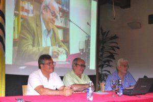 José Campanario presenta sus tres libros en Los Martes Culturales de Isla Cristina