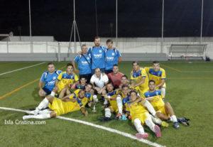 Isla Cristina F.C. Campeón del Trofeo de la Blanca