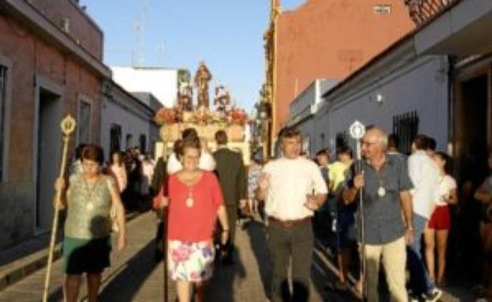 Finalizan las Fiestas en Honor a San Francisco de Asís en Isla Cristina