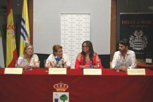 Presentada en Isla Cristina la VI Noche Dorada