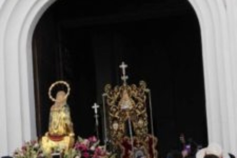 Rocío y Mar se encuentran en Isla Cristina