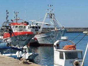 Los pescadores onubenses piden aumentar la cuota anual en el Golfo de Cádiz