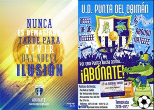 Semana de amistosos para el Isla Cristina, Punta del Caimán senior y juvenil.