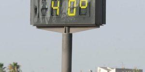 En alerta amarilla Isla Cristina por nueva ola de calor