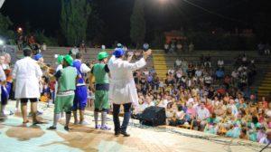 Seis agrupaciones carnavaleras en el Memorial Juan Andrés Pardo Penalva de Isla Cristina