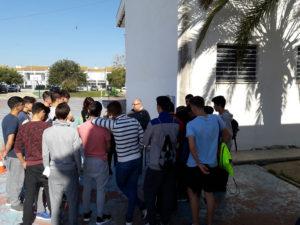 La labor preventiva de Diputación, referente para los centros educativos de la provincia de Huelva