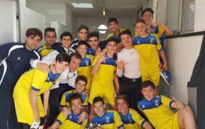 Amistoso entre cadetes del Isla Cristina FC & Recreativo de Huelva