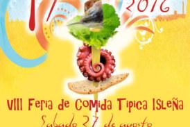 """VIII Feria de Comida Típica Isleña """"Tapamanía 2016"""""""