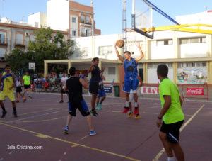 Que Rico Hijo,Ayamonte, Bochitas y Negro Team. A por la final del Ciudad de Isla Cristina de Baloncesto