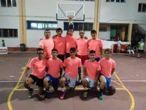 Ayamonte y Los Bochitas, vencedores del primer asalto de cuartos del Torneo de Baloncesto de Isla Cristina