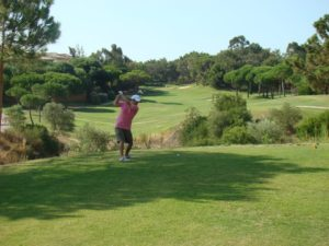 Los Cabot ganadores del Pro-Shop de golf de Islantilla