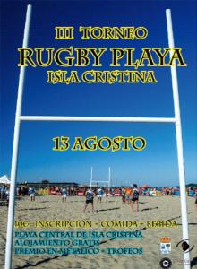 III Torneo de Rugby 'Playa de Isla Cristina'