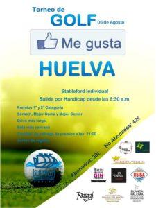 """Islantilla acoge la I Ediccion del Torneo de Golf """"Me Gusta Huelva"""""""