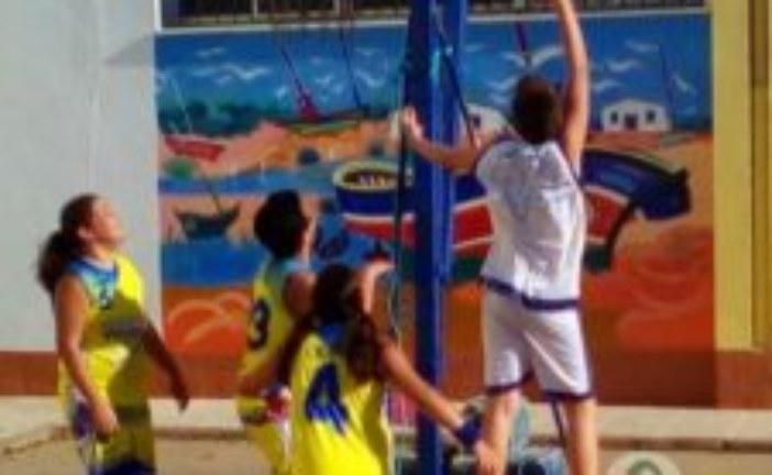 Con gran participación se celebró el 3×3 de Baloncesto en Isla Cristina
