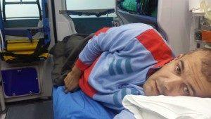Diez días sin empleo y sueldo para el técnico de ambulancias del centro de salud de Isla Cristina