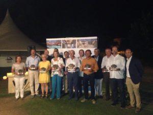 Gonzalo Cabot Cienfuegos, ganador scratch del XXIV Torneo Aniversario de golf de Islantilla