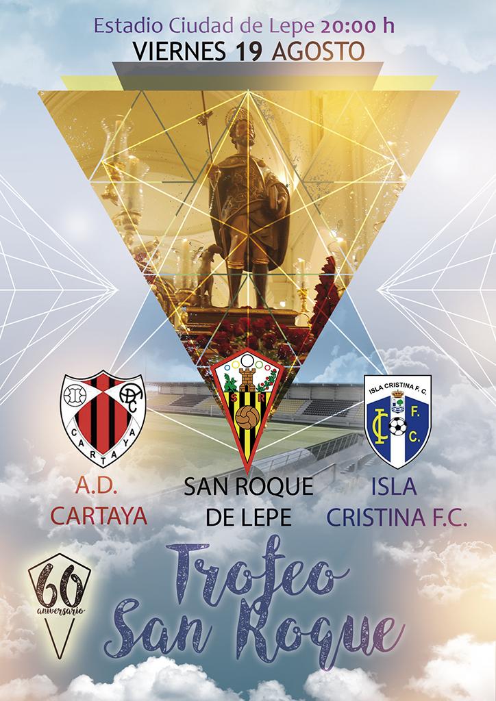 El Isla Cristina Participa en la XX Edición del Trofeo San Roque