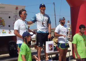 Rubén Gutiérrez, Campeón en Castro Marim y Quarteira