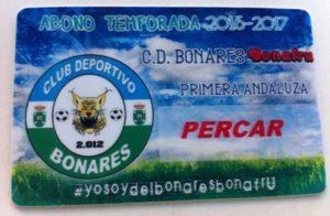 El CD Bonares próximo rival del Líder Isla Cristina